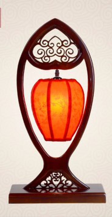 classic chinese lantern style chandelier table lamp
