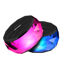 Lanyasir amazon top seller home super bass Dancing colorful Led Light Mini Portable Internal Wireless Speakers For <strong>Mobile</strong> <strong>Phones</strong>