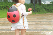 Promotional Item gift of childrens day ladybug backpack deals