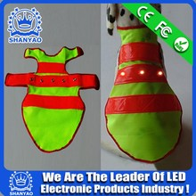 Hot Selling USB Rechargeable LED Dog Coat For Pet