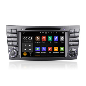 Winmark Car Radio DVD Player Stereo GPS 7 Inch 2 Din Android 5.1 Quad Cord For Mercedes-Benz G-Class G55 2005-2010 DU7080