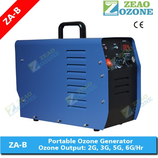 2g/h portable ozone generator <strong>o3</strong> odor eliminator machine used in attic
