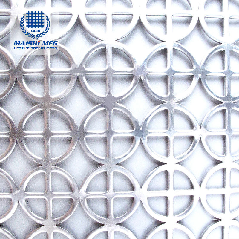 perforated mental wire screen mesh