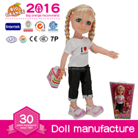 Baby Doll Top Sale Education Toy Doll Heads Arms and Legs