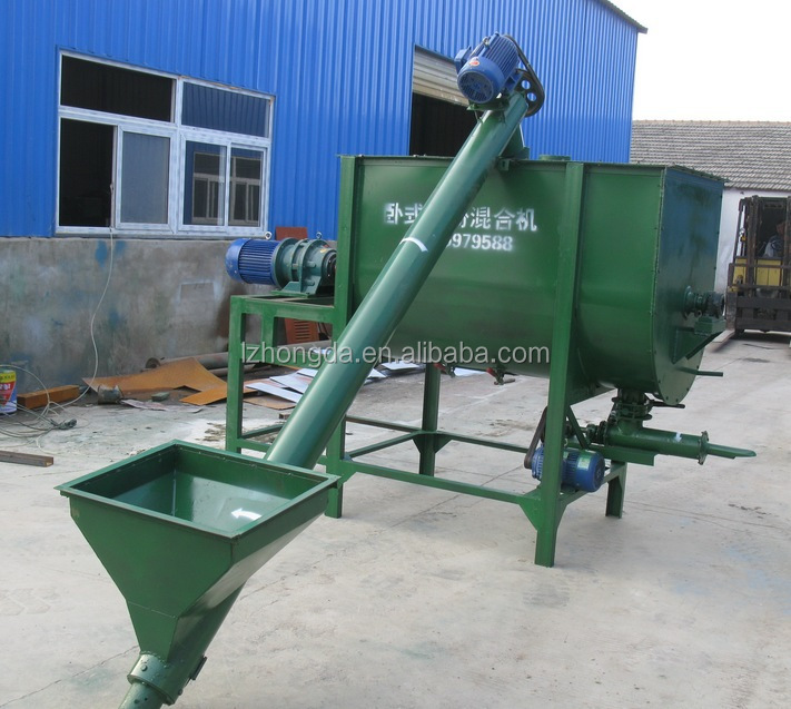 good price powder ribbon mixer bentonite mixer