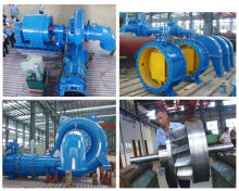 Hydroturbine / Power plant /water turbine generator unit