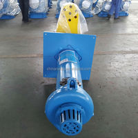 Chinese manufacturer High efficiency rubber impeller centrifugal submersible pump specifications