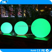 Swimming pool waterproof D50cm led light ball.led ball light outdoor ,remote control full color change .