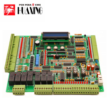 LCD Display PCBA & CRT TV Circuit Board assembly factory turnkey pcba manufacturer