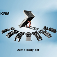 Dump Tipper Truck Lift 5 Stages Hydraulic Cylinders/Hoist