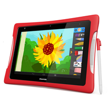 Kids smart tablet pc Intel chipset Quad-core tablets with writting pen