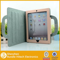 for ipad cover with hand strap. for ipad cover apple