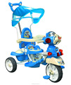 CHEAP CHILDREN TRICYCLE MUSICAL AND FLASHING BABY TRICYCLE