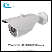 Onvif security outdoor P2P mini Megapixels 1.3M hd waterproof digital ip camera