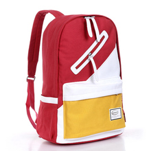 Wholesale polyester nylon silk backpack for promotion