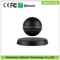 SC-25 Football Magnetic Levitation Intelligent Wireless Bluetooth Speakers Support Android and ios