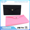 2016 Korea Newest Design Fashion and Beautiful Low Price Silicone Woman Wallet