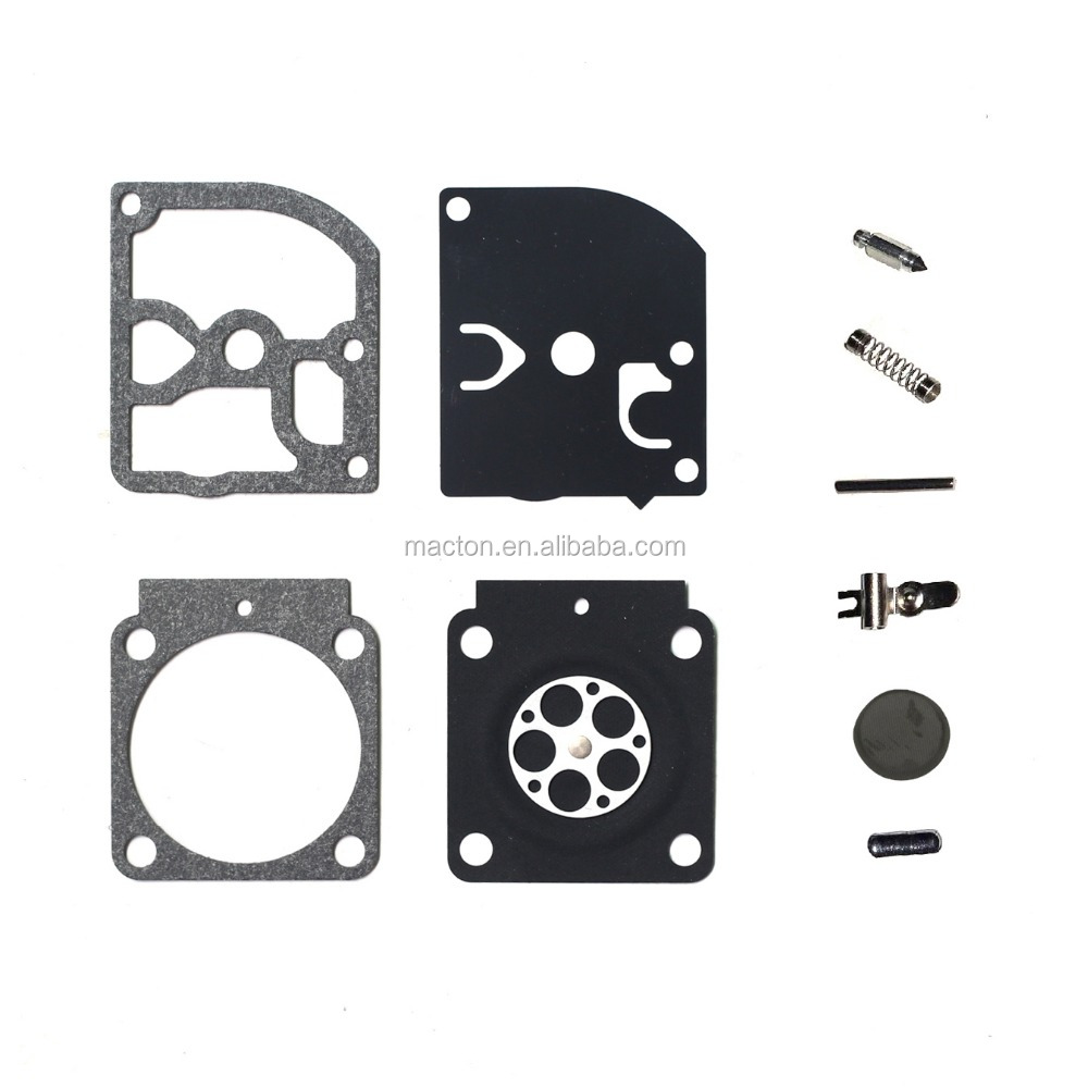 Zama RB-57 Carburettor Carb Repair Rebuild Kit C1M-H57 C1M-H58 A B Homelite