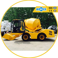 Most popular self loading concrete mixer truck in Philippines