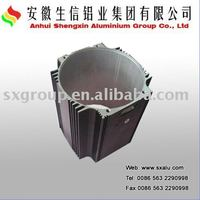 Aluminum Insustrial Extrusioned Materials