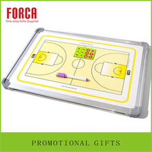 High quality Basketball tactics board magnetic Aluminum tactic board
