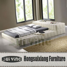 nice design hot sale bedroom bed manufacturer A080