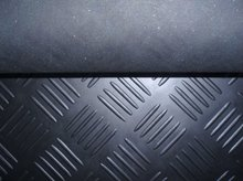 static-free rubber sheet