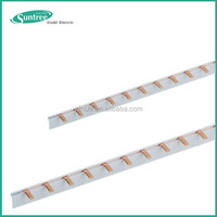 china supplier insulated pin type copper busbar flexible copper busbar with CE ROHS ISO900 certificate