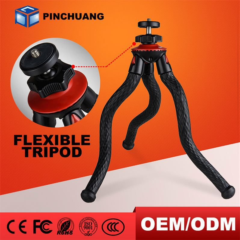 new design telescopic baton tripod