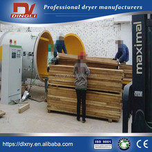Small Rapid Vacuum Wood Drying Kiln Equipment for Furniture Industry Dryer Price