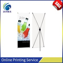 Exhibition Stand Economic X Hanging Banner