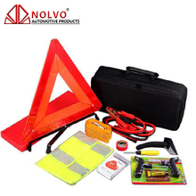 28 pcs Outer Door Vechile Auto Road Assistance Tool Set Bags Car Emergency Kit