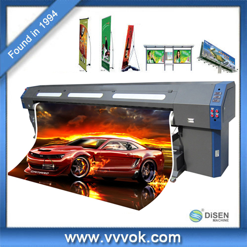 Wit color eco solvent printer