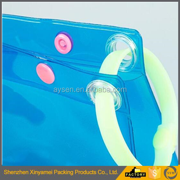 swimwear bag with snap button