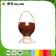Food ingredient healthy and safety food pigment annatto extract