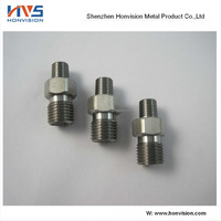 2016 new products custom precision mechanics SS316 machining parts