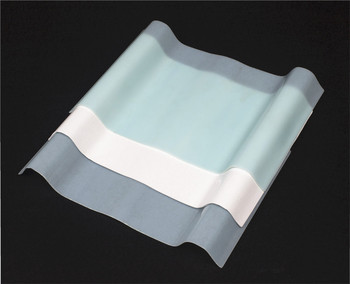 fiberglass clear roofing sheets using in car skylight shed