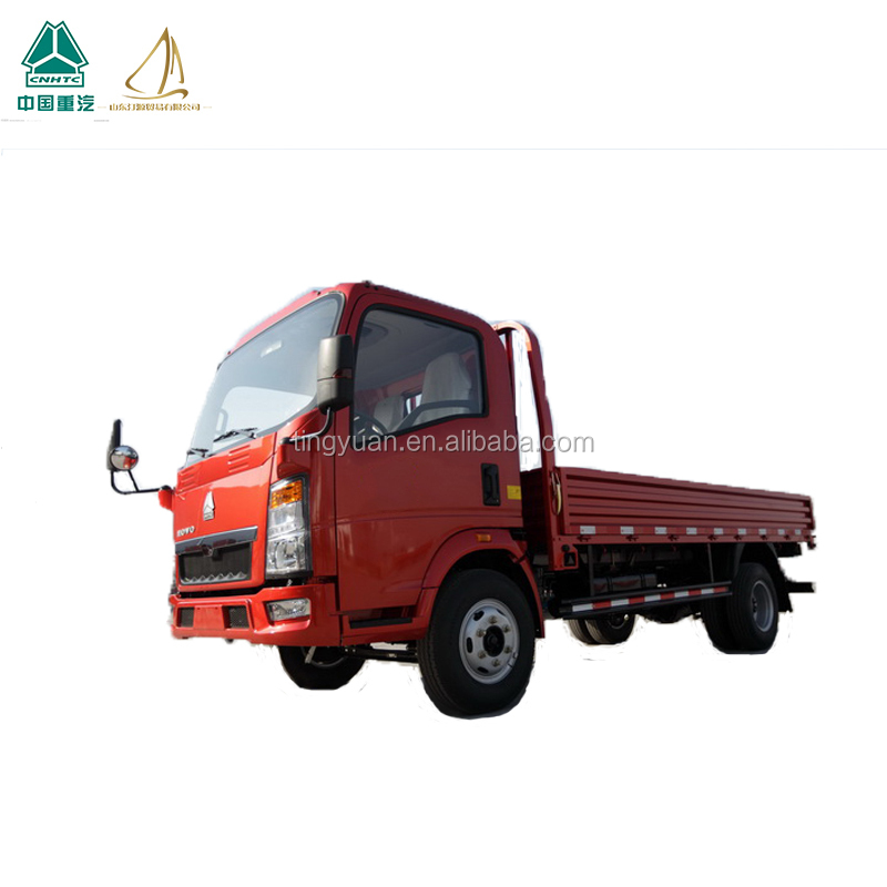 SINOTRUK HOWO 88-141HP japanese used 4x4 mini truck special offer