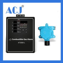 New product AT3000 L industral combustible gas alarm and poisonous gas detector