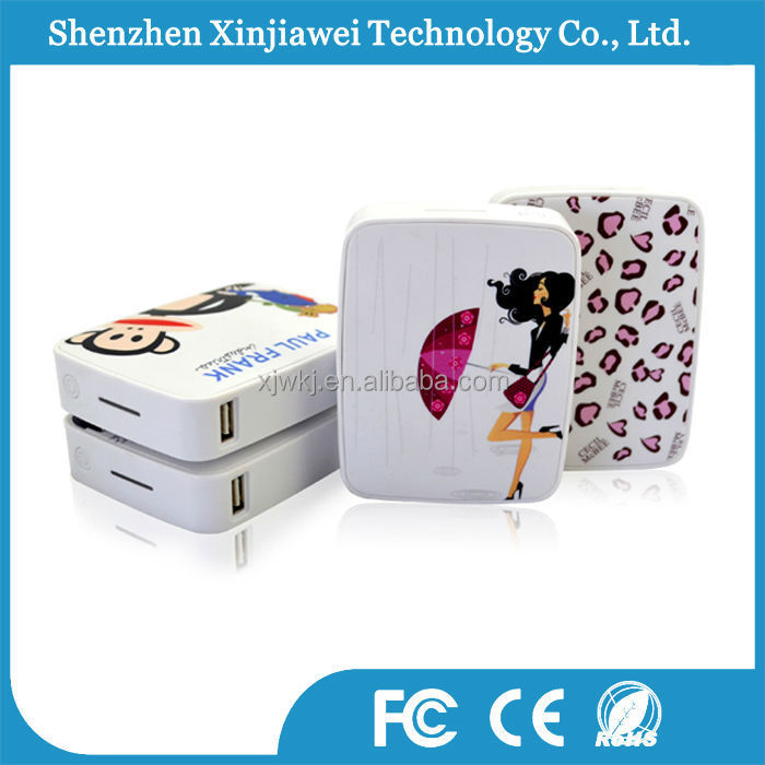 hot new products for 2014 solar power bank 5600mah power bank to Unlimited