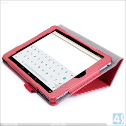 classical fashion new Tablet PC Leather Hand Holder Leather cover for Nokia N1 Tablet