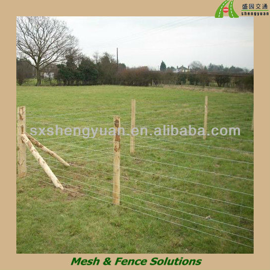 Galvaznied Wire Ranch Fencing Designs(Manufacturer)