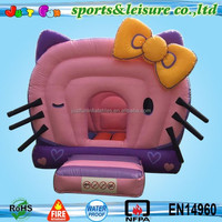 amazing mini jumper for kids, inflatable girls jumping castle china