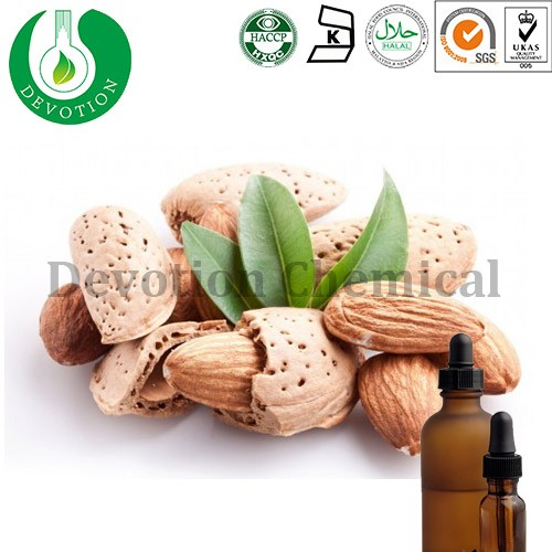 Factory Made Organic Sweet Almond Oil