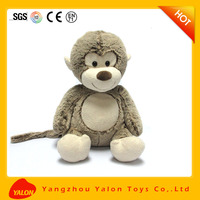 Plush Infant plush monkey toy for girl