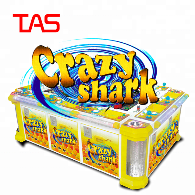 2019 IGS Newest Fish Game Machine Software Ocean King <strong>3</strong> Of Crazy Shark with high quality and adjustable winning percentage