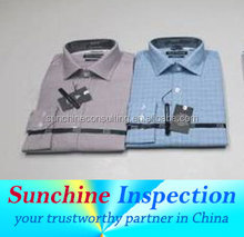 quality control in garment industry/qc service in shanghai/quality inspector