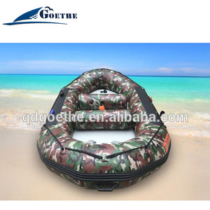 GTP 290 high quality factory direct promotional inflatable boat