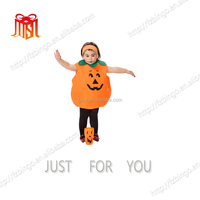 fancy pumpkin costume with light up