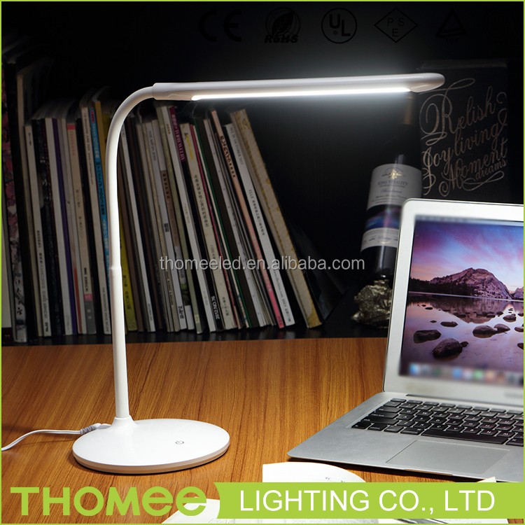 Adjustable Double Colour Temperature Led Office Table Lamp